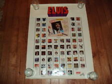 Elvis For Children Discography Poster 1978 28X36       ID:38139