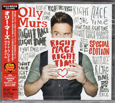 OLLY MURS-RIGHT PLACE RIGHT TIME [SPECIAL...-JAPAN CD BONUS TRACK Ltd/Ed I98