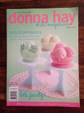 Donna Hay Kids Magazine Annual 7, 2010 Issue Fast, Fresh, Simple Lets Party!