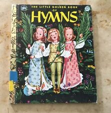 The Little Golden Book of HYMNS (1979)  #403.1 Corinne Malvern