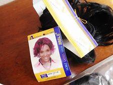 BNIB NOBLE HAIR WEFTS X 3 MINI PLAITS HRW Q217B BLACK LOADS IN THIS PACKAGE