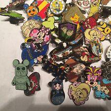 Disney Pin Lot of 100 Tradable pins lot