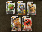 Hot Wheels 2021 The Muppets Walmart Exclusive Complete Set of 5  - NEW