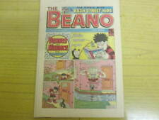 December 5th 1987, BEANO, Nicholas Creed, Kathryn Dodd, Michael Bamford.