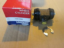 MGB GT & CONVERTIBLE REAR    WHEEL CYLINDER UNIPART GWC 1920 NEW