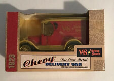 Ertl 1923 Chevy Delivery Van 1:25 Locking Coin Bank w/ Key - Free Shipping