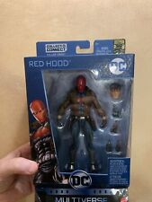 DC Multiverse Red Hood Jason Todd Mattel Batman 80 Years Killer Croc Wave