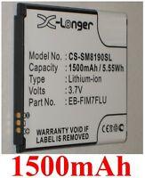 Batterie 1500mAh Art EB-F1M7FLU für Samsung GT-I8190 Galaxy S3 Mini