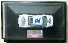 1994  1:64 Charlotte The Winston Select Car In Plexiglass Case  #94 Nice Look!