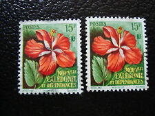 NOUVELLE CALEDONIE timbre yt n° 289 x2 obl (A4) stamp new caledonia