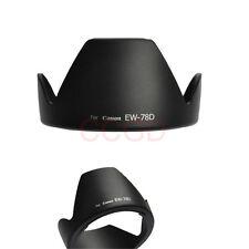 LENS HOOD EW-78D For CANON 18-200 mm EOS 7D 50D 40D 550D