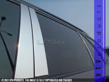 GTG, Fits 2011 - 2016 Kia Sportage 6PC Chrome Stainless Steel Pillars Posts