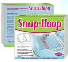 """Magna SNAP HOOP Embroidery Hoop for Brother ULT 2001 2002D 2002 2003D 2003 -5x7"""""""
