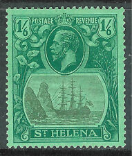 St Helena Single Stamps
