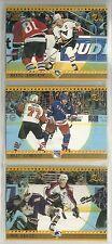 2002-03 Pacific Impact Zone 10-card Hockey Insert Set  Lemieux  Iginla  +++
