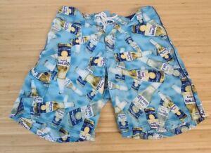Corona Extra Beer Mens Size 36 Swimming Trunks Boardshorts