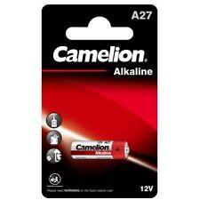 Alkaline-Batterie 12V A27 27A LR27A MN27 V27A L828 Fernbedienung von Camelion