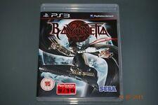 Bayonetta PS3 Playstation 3 ** ** GRATIS UK FRANQUEO