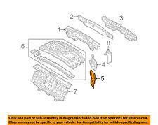 AUDI OEM 05-11 A6 Quattro Rear Body-Tail Lamp Pocket Right 4F5809650B