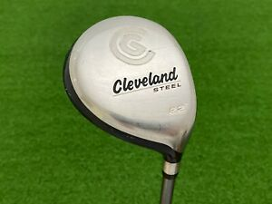 Cleveland Golf LAUNCHER STEEL (7) WOOD 22* Right Handed Graphite Senior Used