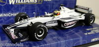 Minichamps 1/43 Scale 430 000029 Williams BMW FW22 Schumacher Diecast F1 Car