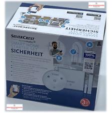 SILVERCREST Smarthome Starteset Sicherheit by Homematic IP HmIP-SK2-B1 NEU & OVP