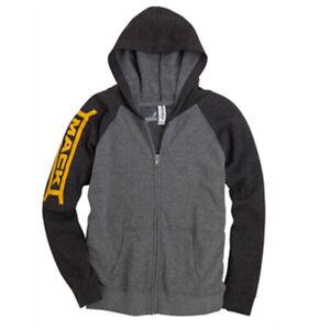 Mack Trucks Kids Bridge full zip Childrens Sweatshirt Zipper Hoodie New (XLarge)