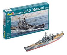Revell 1 1200 - Battleship USS Missouri (wwii)