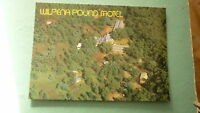 OLD AUSTRALIAN POSTCARD 1980s WILPENA POUND MOTEL SOUTH AUSTRALIA