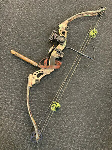 MARTIN Elite Cougar 3 - 55-70 lbs Camo Compound BOW L/H