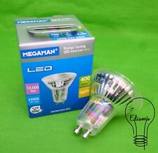 4.5 Watt LED GU10 Daylight Par 16 35° Beam Megaman 142218