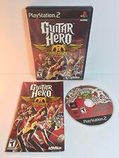 Ps2 Guitar Hero :Aerosmith
