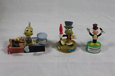 Jiminy Cricket Figurines, Including 'Let Your Conscience Be Your Guide' WDCC
