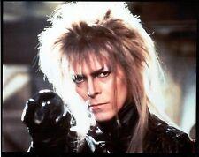 LABYRINTH 1986 David Bowie 10x8 COLOUR PHOTO