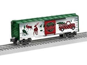 Lionel Christmas Boxcar 2020 2028200