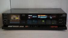 AIWA AD-F990 3head cassette deck Dolby B.C HxPro.auto calibration, demagnetizing