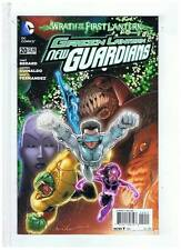 DC Comics New 52 Green Lantern New Guardians #20 NM July 2013