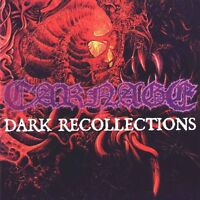 """Carnage """"Dark Recollections"""" CD - NEW"""