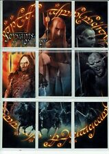 LORD OF THE RINGS SERVANTS OF MORIA PROMO SET