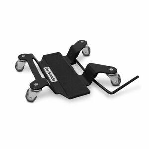 Rangierhilfe für Hauptständer BMW R 1150 GS Adventure Rangierplatte schwarz