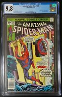 Amazing Spider-Man #160 Marvel Comics CGC 9.8 White Pages Thinkerer App (2009)