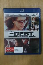Debt, The (Blu-ray, 2012)  -** Excellent Used Condition**  (D70)