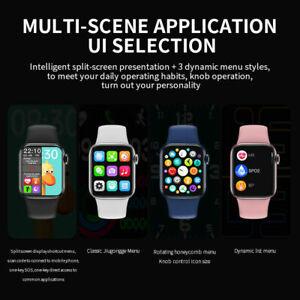 2021 New IWO13 Series6 HW12 Smart Watch Blood pressure unisex Fitness Tracker