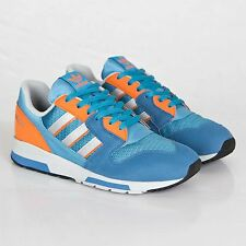 Adidas Originals ZX 420 UK 8.5 Cyan Blue Casuals 8000 9000 750 600 EQT ADV Boost