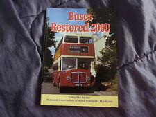 Buses Restored 2000 Ian Allan Bus book Transport Museums
