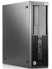 HP Z230 SFF Workstation Xeon E3-1245 V3 4x 3,40GHz 8GB 500GB Intel HD Win10