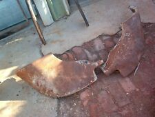 1948 1949  Ford HEAVY Truck STEEL LOWER FRONT FENDERS-PAIR
