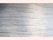 0.5mm 99.99% SILVER WIRE 5metres - PTFE insulated - audiophile wire