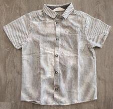 Hemd - H&M - gestreift - Größe 116 - wie neu