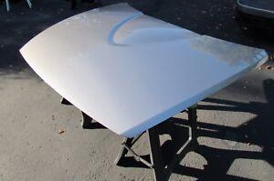 OEM Mazda RX8 Hood - 2004-2011 Used Aluminum RX-8 Hood 29Y Titanium Gray II Met